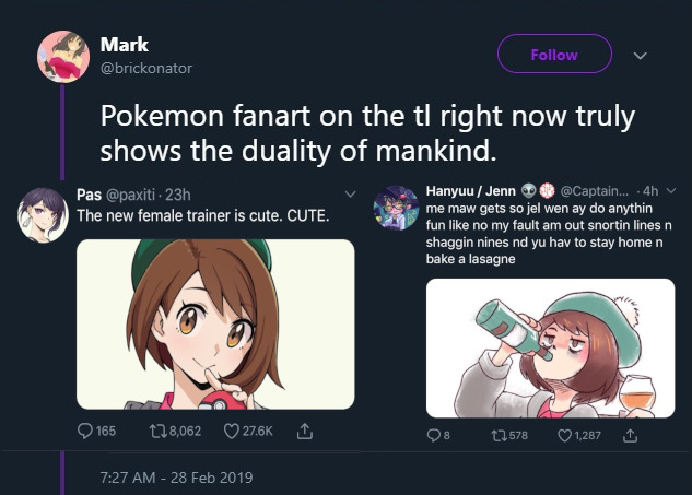 Scottish Fanart Scottish Pokemon Trainer Know Your Meme