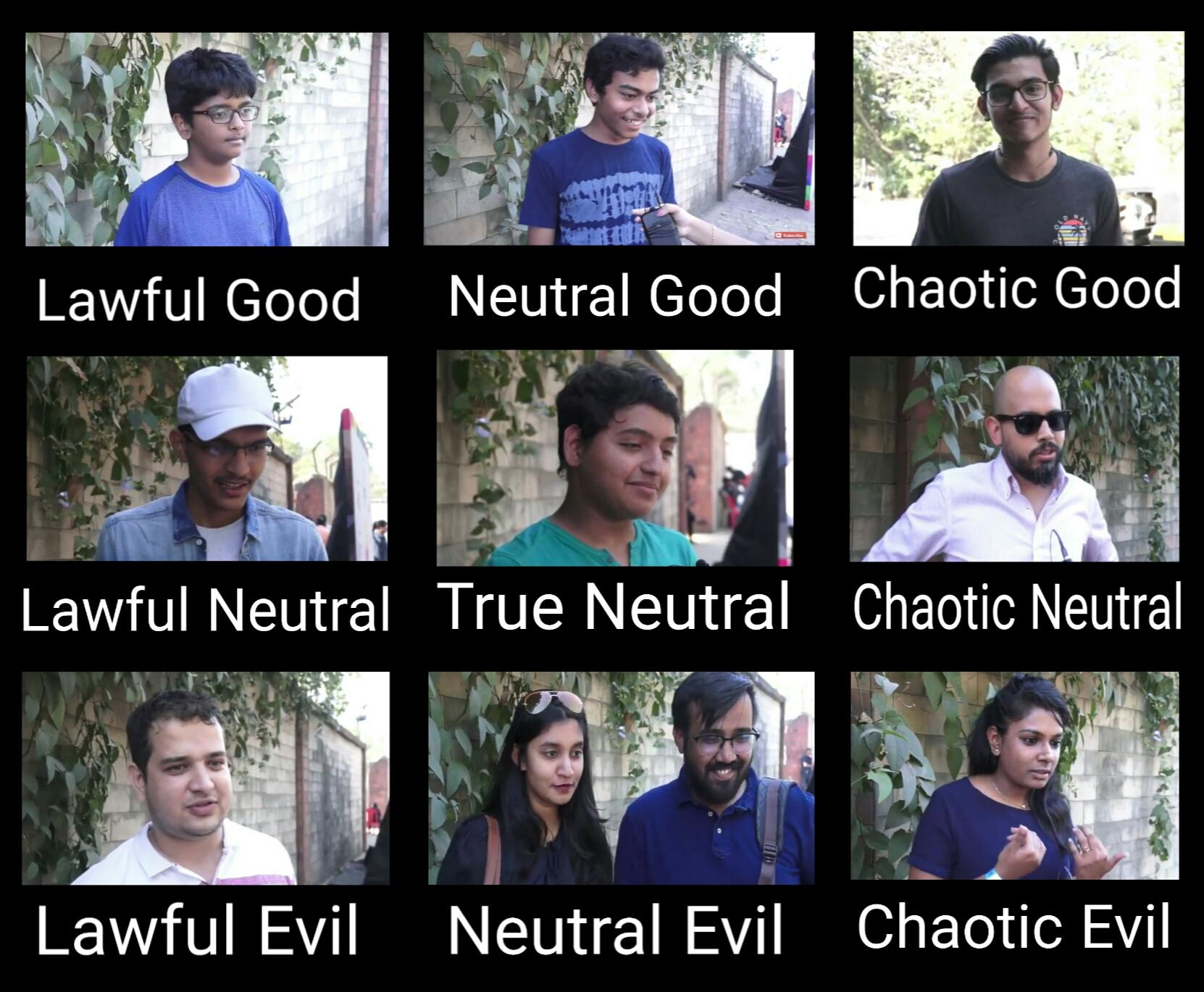 Indian Alignment Chart The Great Subscriber War Subscribe To