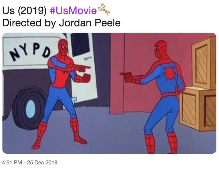 Spiderman Us Us 2019 Film Know Your Meme