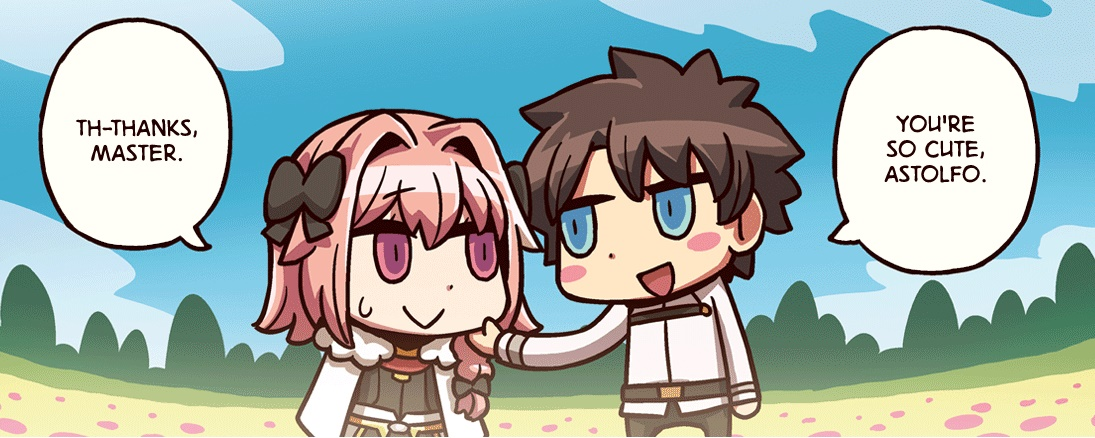 You're So Cute Astolfo | Fate/Grand Order | Know Your Meme