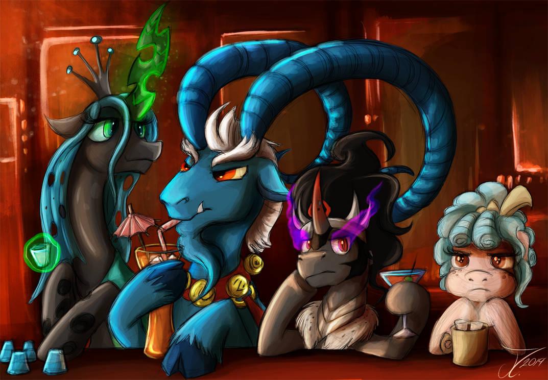 The Legion of   Doom?   My Little Pony: Friendship is Magic