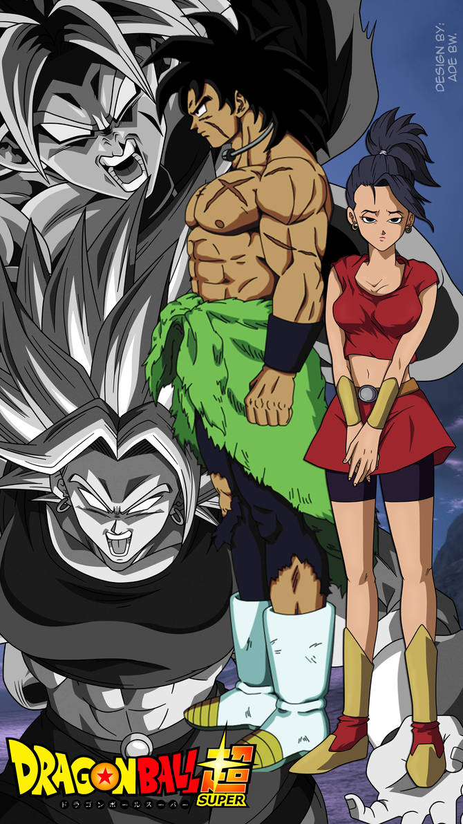 Broly And Kale Dragon Ball Know Your Meme
