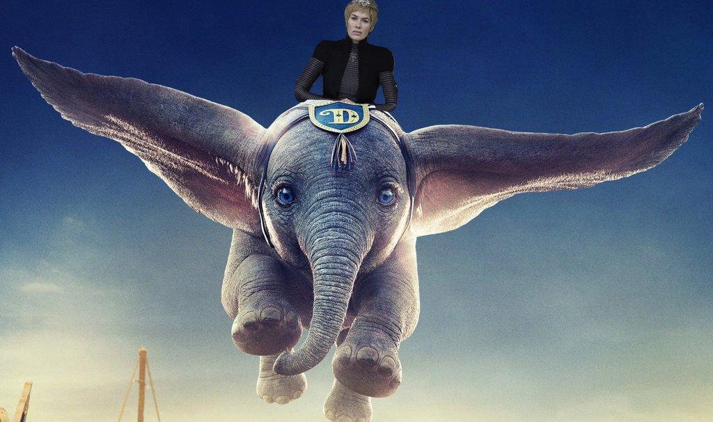 Cersei Dumbo meme