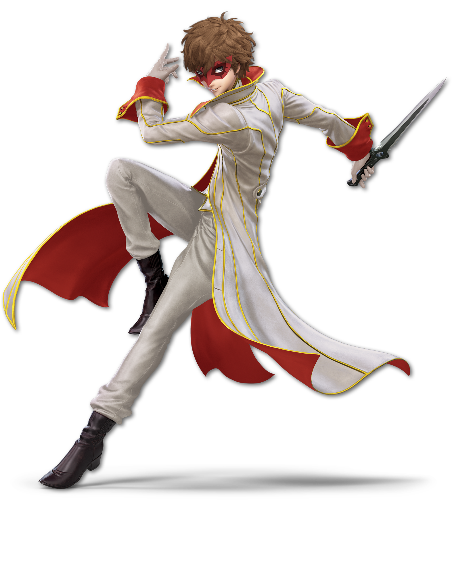 Joker With Crow Colors Super Smash Brothers Ultimate Know Your Meme