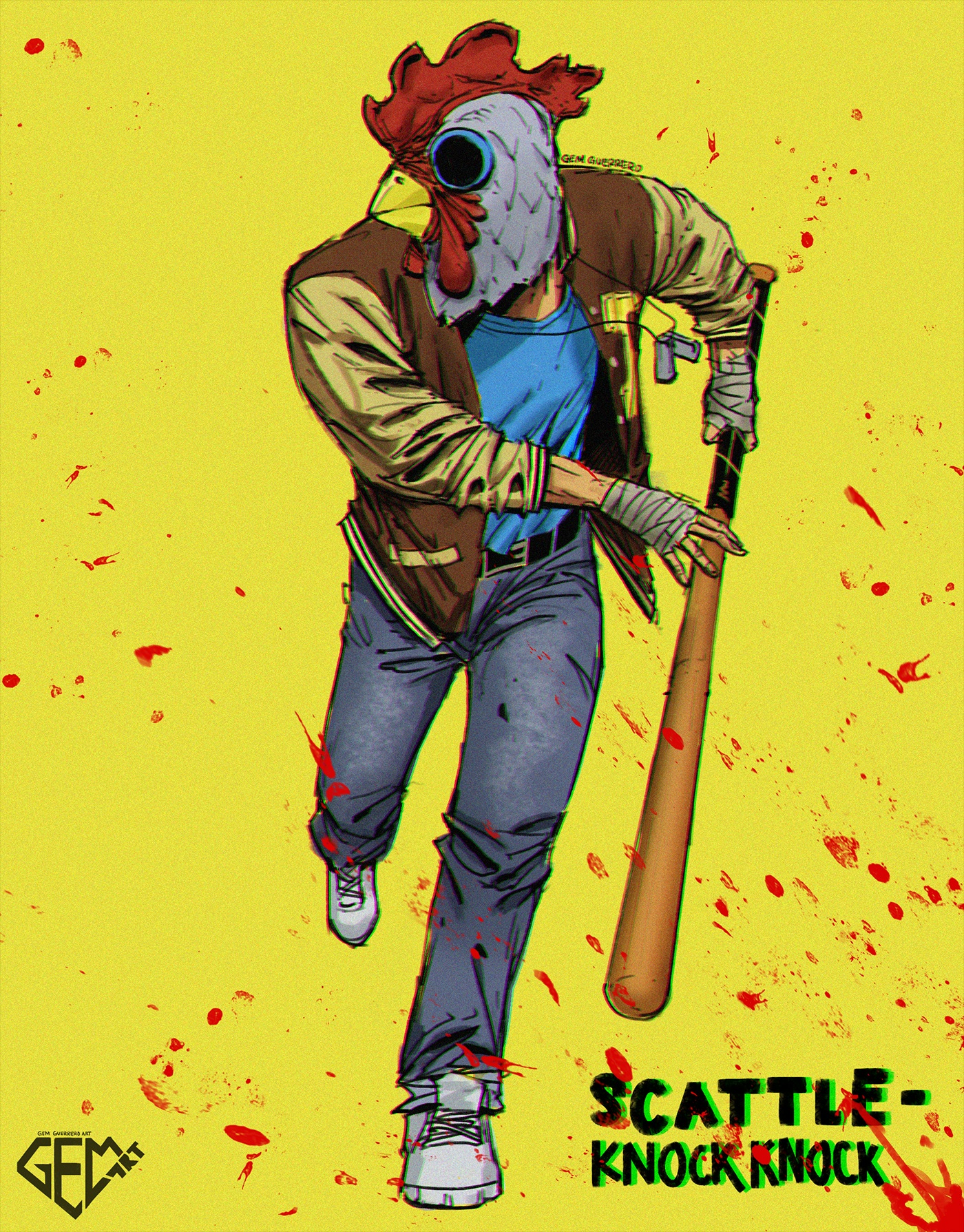 Just An Old Jacket Hotline Miami Know Your Meme