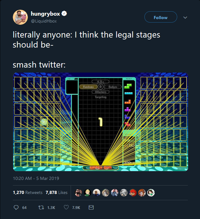 literally anyone: I think the legal stages should be- smash