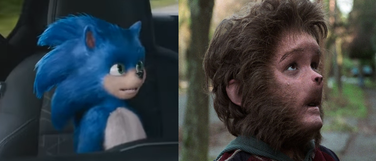 Jumanji Sonic Sonic The Hedgehog 2020 Film Know Your Meme