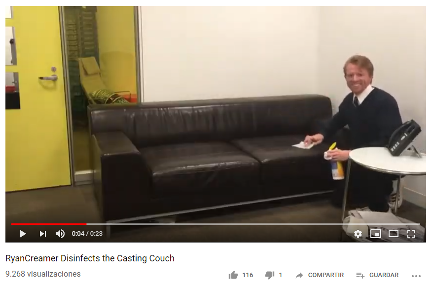 Blonde Girls Casting Couch