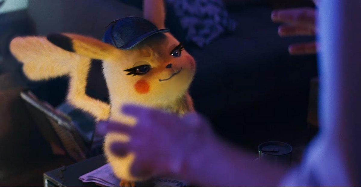 Detective Pikachu Now With 100 More Smug Pokemon Detective