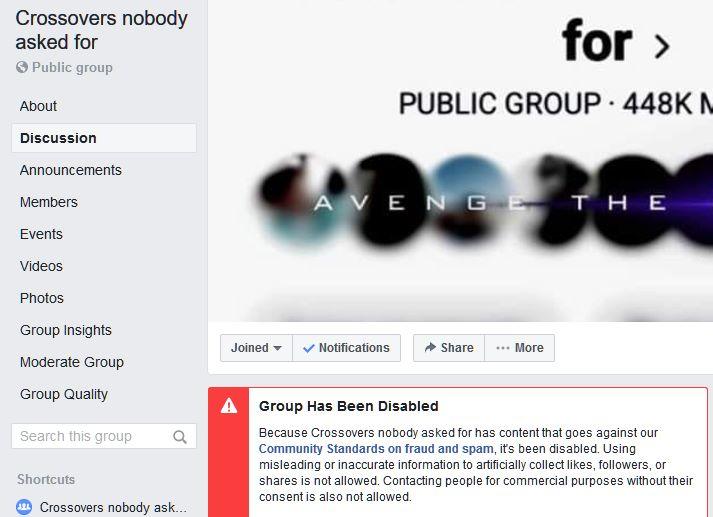 Orang indonesia ini berhasil menutup banyak group Shitposting dan Meme Seorang diri!