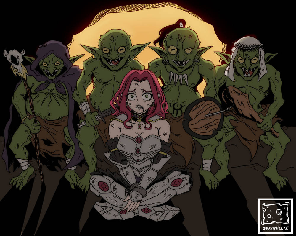 Rising Of The Shield Hero X Goblin Slayer Crossover By Zerucheese