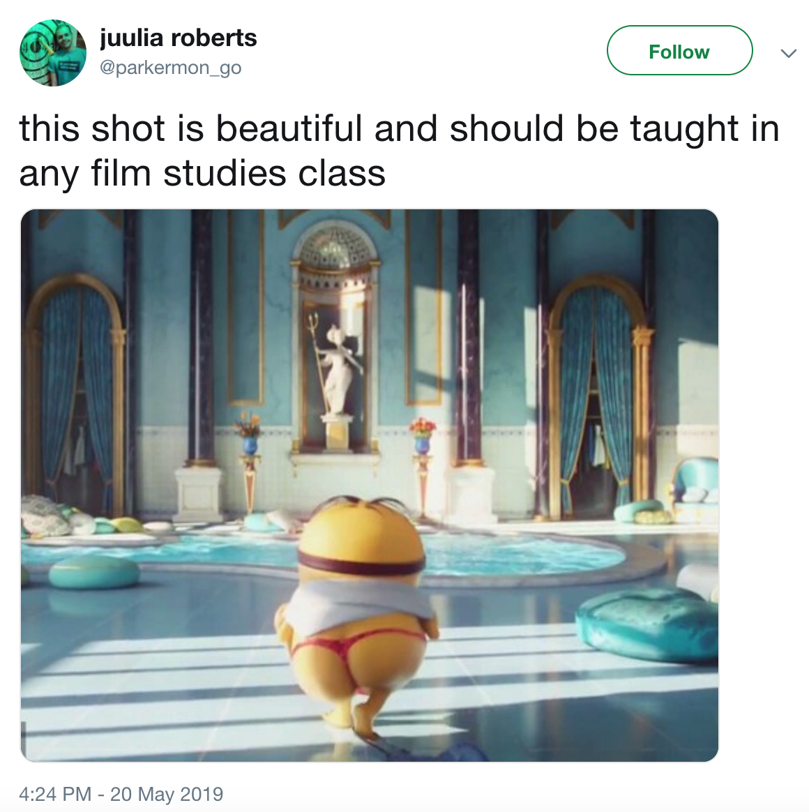 Thicc Minion   This Shot Is Brilliant   Know Your Meme