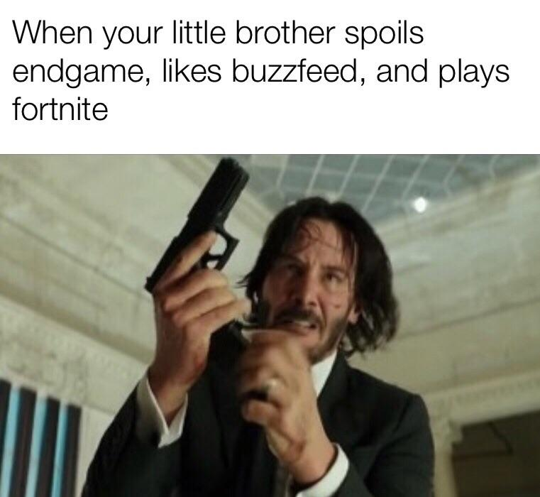 Time To Euthanize John Wick Reloading Know Your Meme