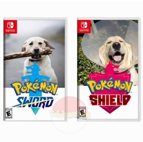 Sword And Shield Doggo Pokemon Sword And Shield Know Your Meme