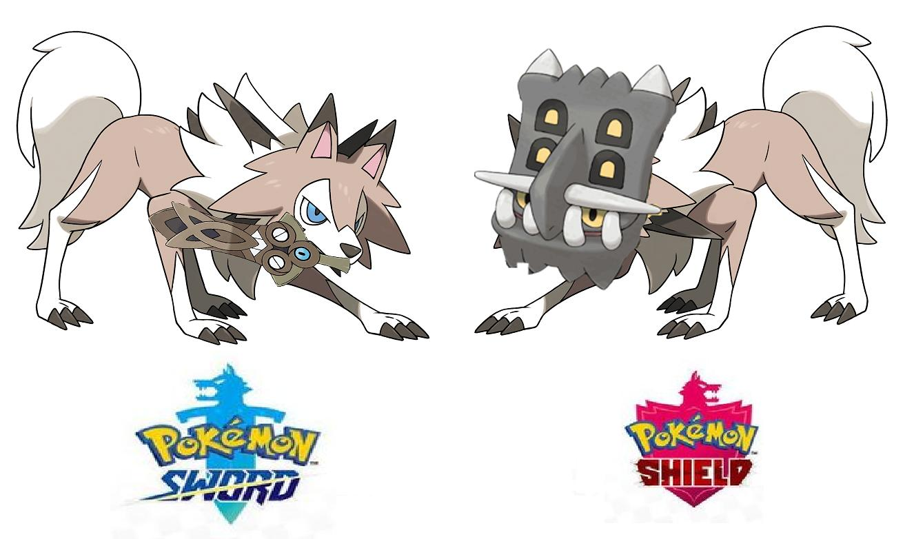 A Look At The New Legendary Pokemon For Pokemonswordshield