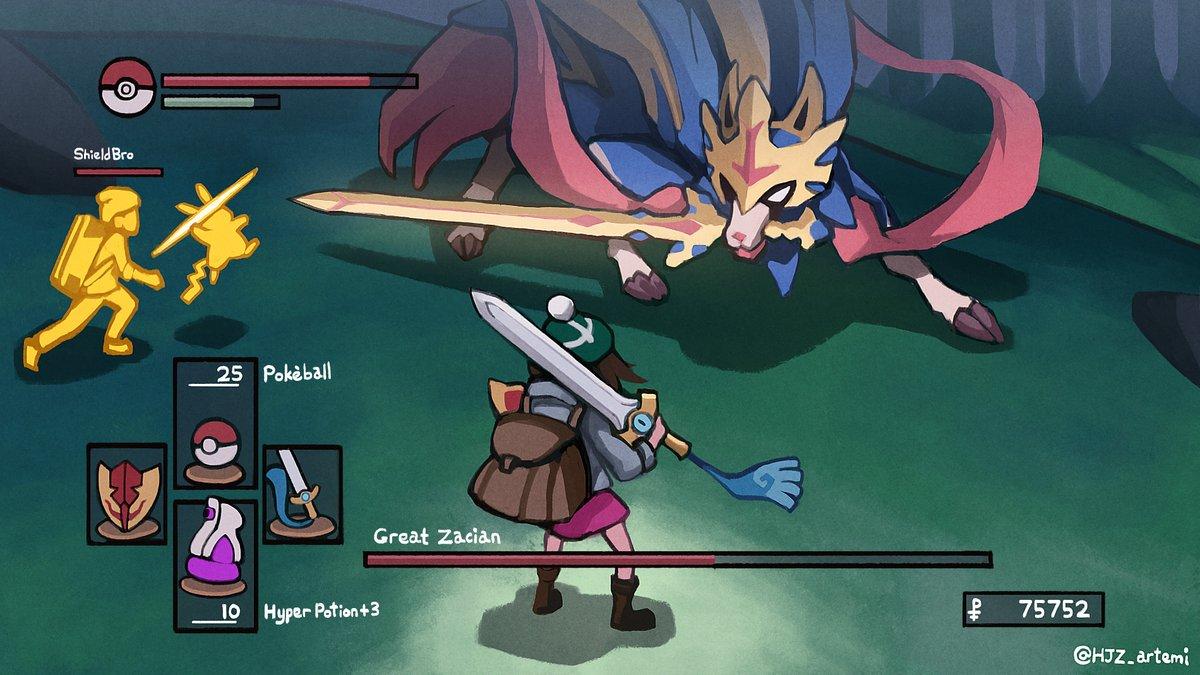 Pokemon Darksouls ポケモン ダークソール Pokemon Sword And