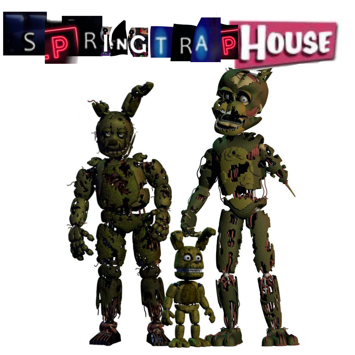 Images Of Springtrap