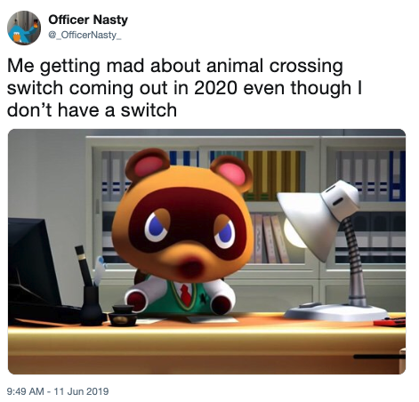 Mad | Animal Crossing: New Horizons | Know Your Meme