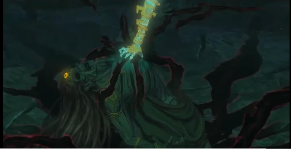 The Legend Of Zelda Breath Of The Wild 2 Ganondorf Zelda