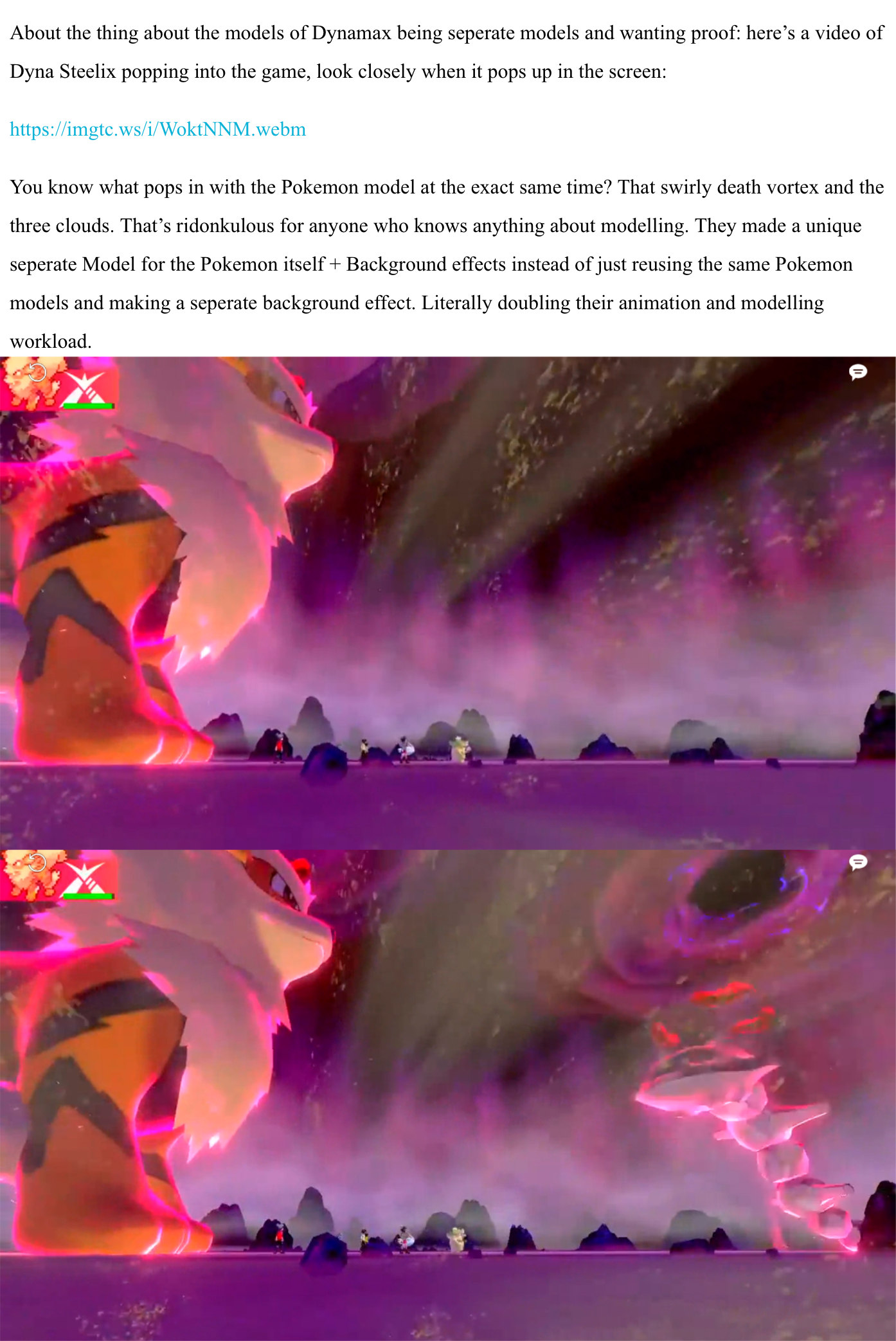 Pokemon Sword & Shield Discussion RD: 15/11/2019 | Page 44