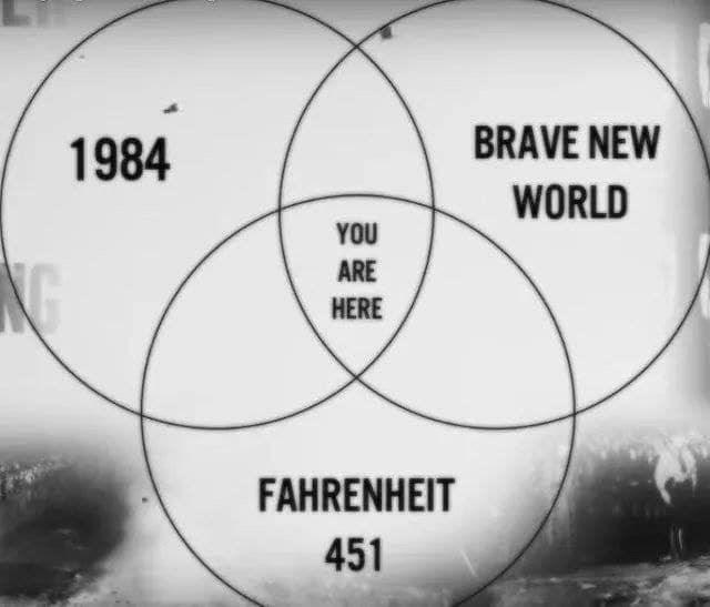 Not really fiction anymore | Venn Diagram Parodies | Know Your Meme