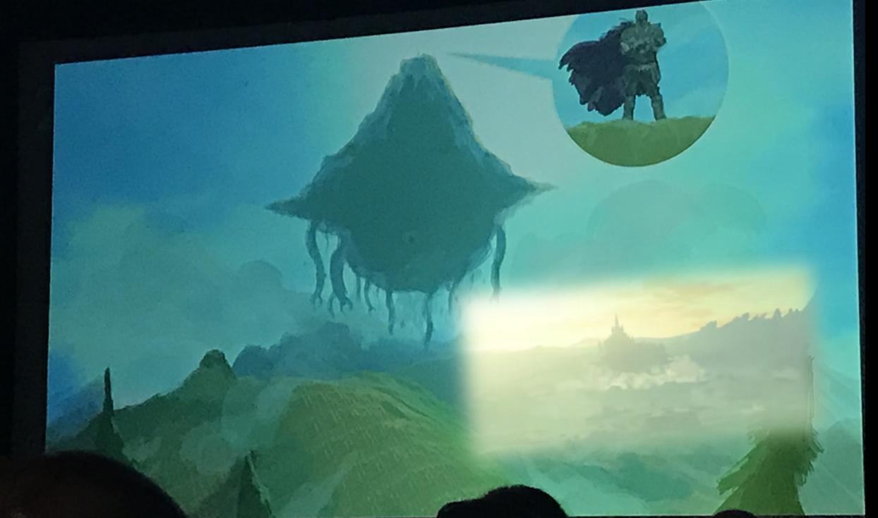 The Concept Art Ganondorf Zelda Botw 1 Maybe Ganondorf Of