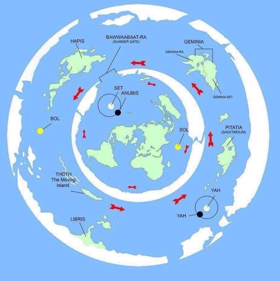 Flat Earth theory map from r/map | Flat Earth Theory ... on business map, apartment map, home map, land map, projection map, wall map, treasure map, red map, plate map, tube map, fake map, big map, full map, large map, classic map, thematic map, antarctica map, empty map,