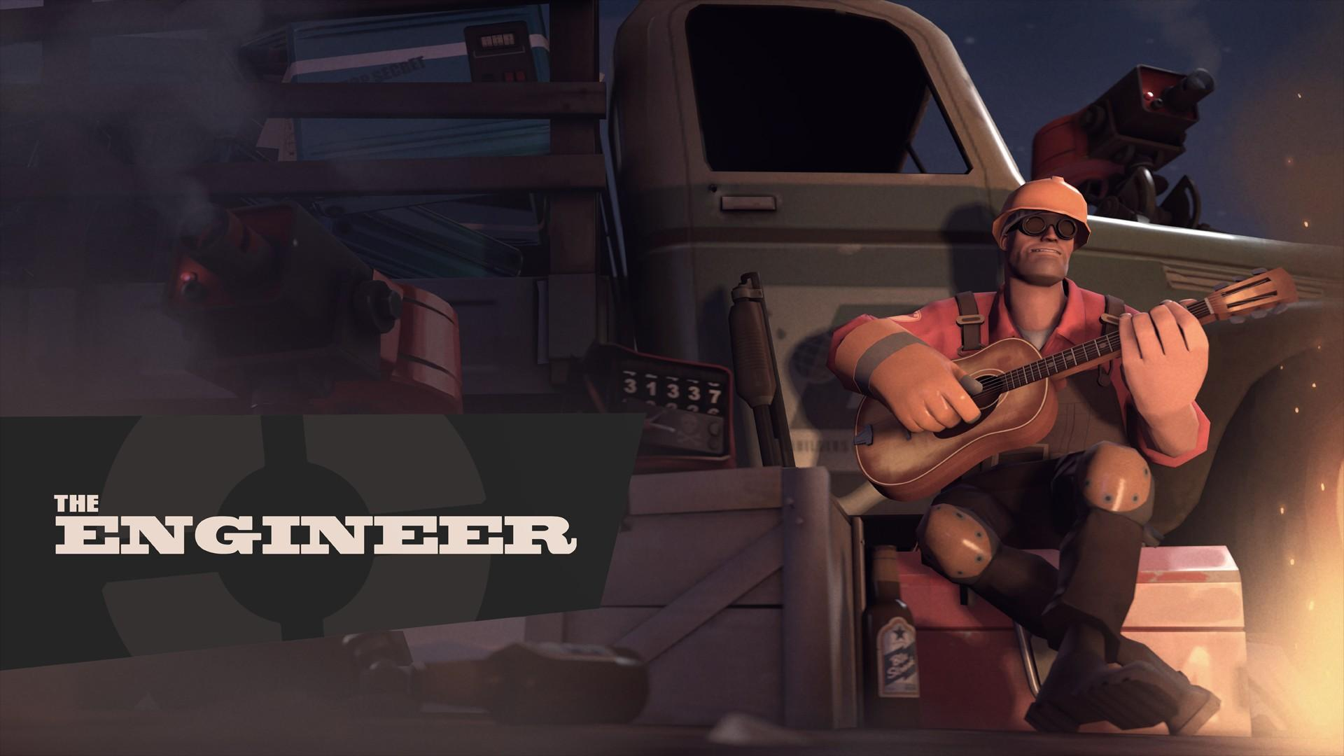 Team Fortress 2 Engineer Template Team Fortress 2 Classes Know