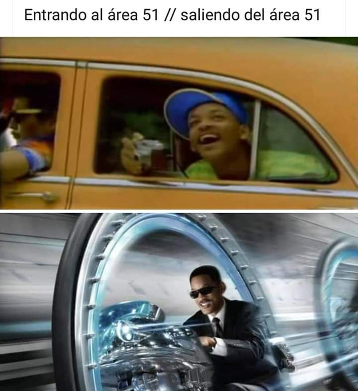 Meme del area 51
