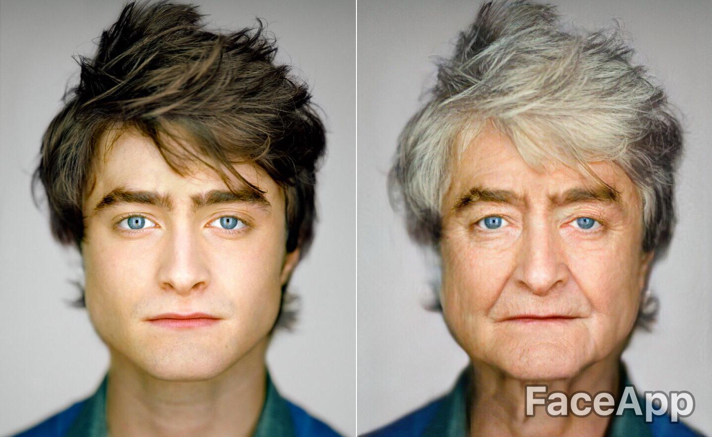 The Best Face App Meme JPG