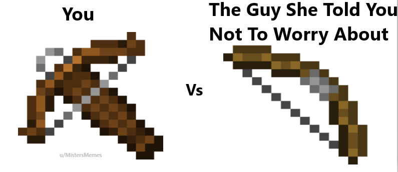 Worse Vs Better  (Minecraft Edition)   r/MinecraftMemes