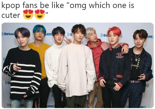 Ironic | K-Pop Fans:
