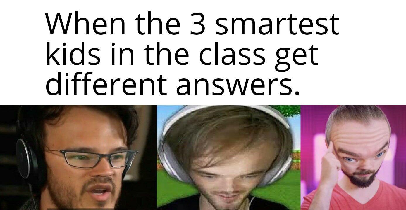 It S Big Brain Time - Meme Pict