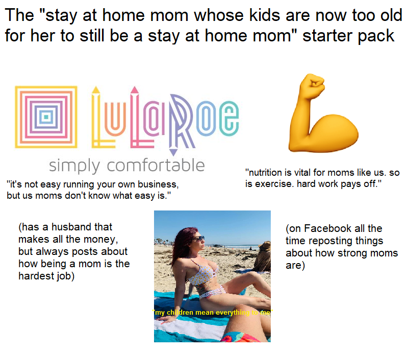 The Stay At Home Mom Whose Kids Are Now Too Old For Her To