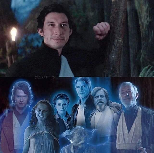 Skywalker Family Reunion | Star Wars | Know Your Meme