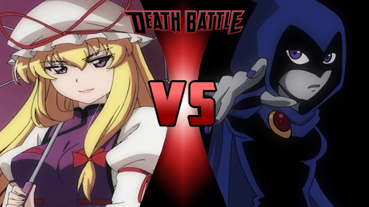 Yukari Yakumo Vs Raven Death Battle Know Your Meme