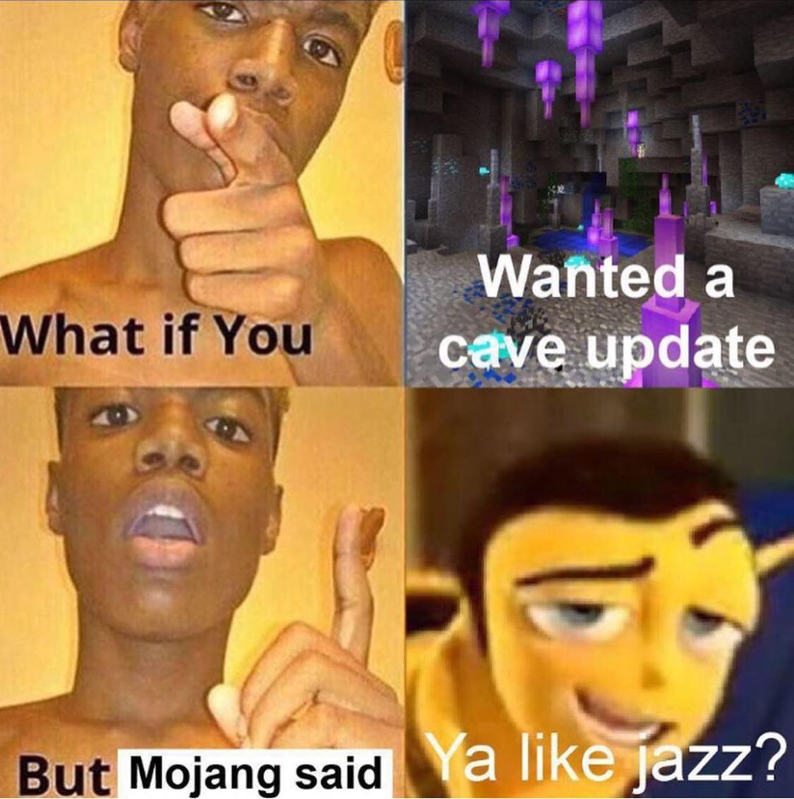 You Like Jazz Meme