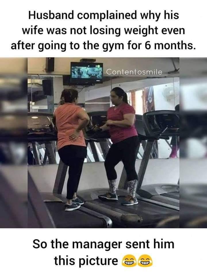 Personal trainer meme