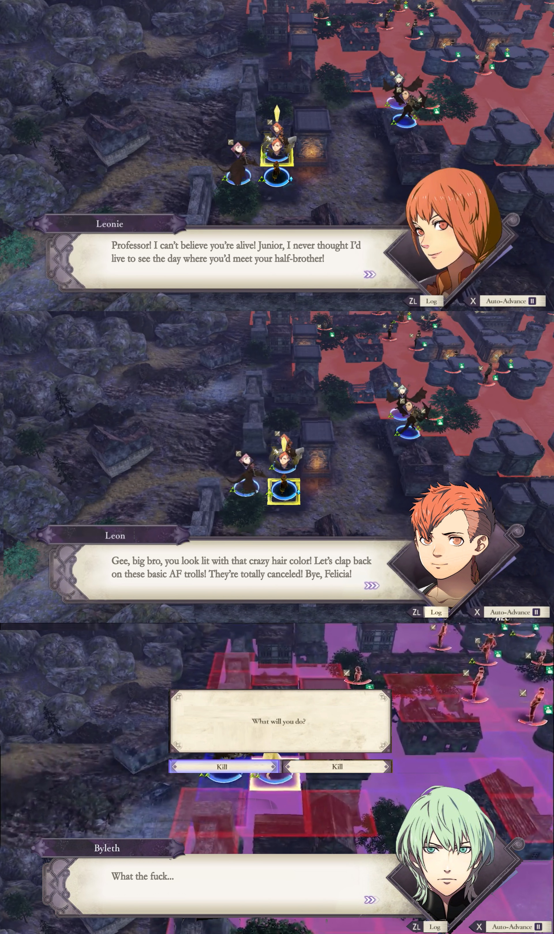 This Is Precisely Why They Didn T Have Child Units In The Timeskip Fire Emblem Three Houses Know Your Meme You might have noticed that many paralogues have a deadline of 2/22 — this should be your first clue that something serious is going to happen. fire emblem three houses