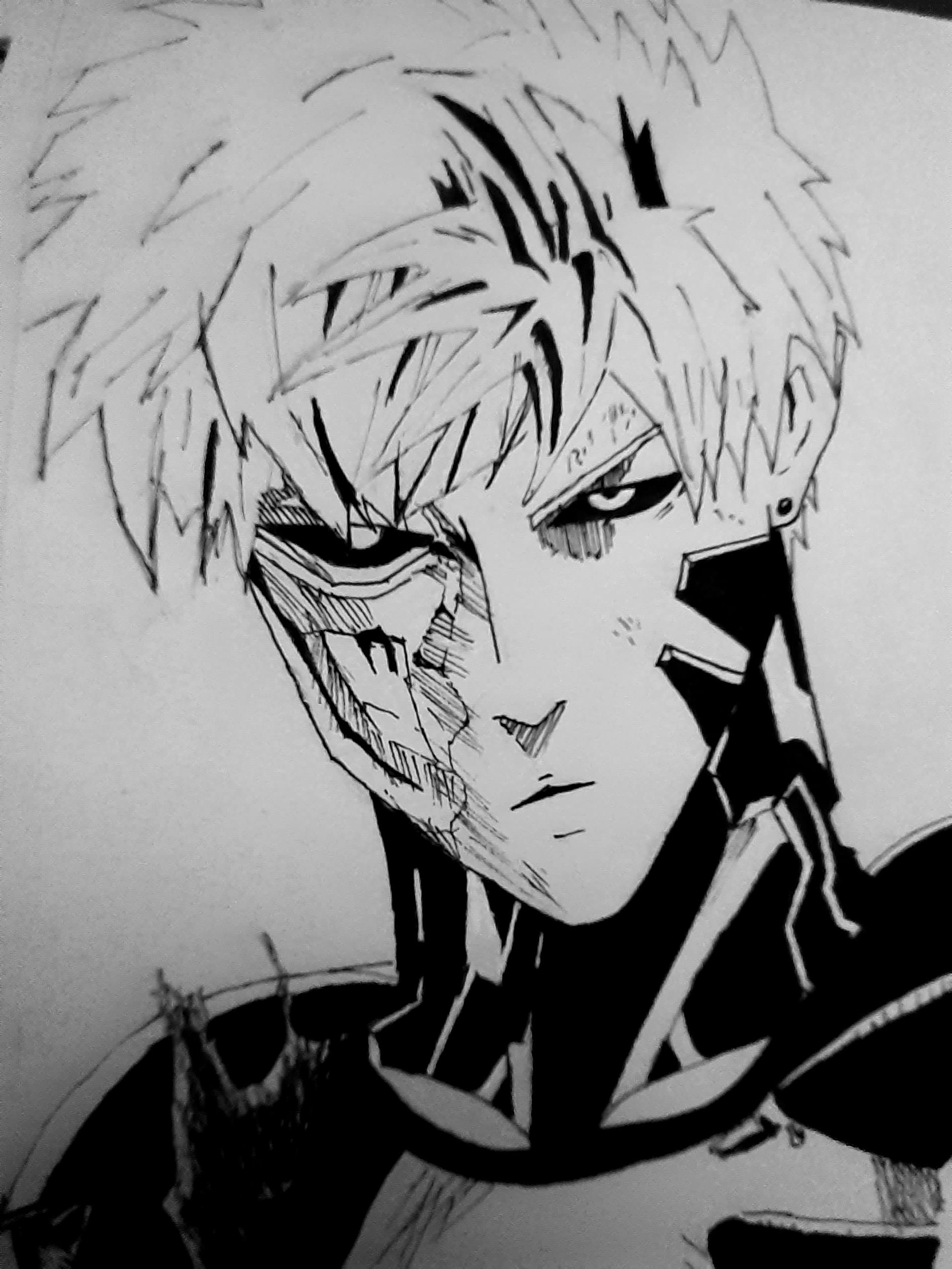 One Punch Man Genos R Onepunchman One Punch Man Know Your Meme
