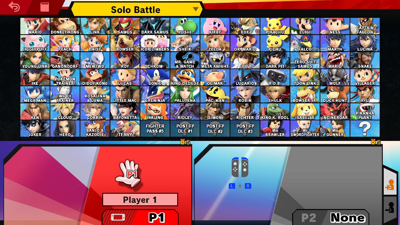 Ssbu Css After February 2020 Super Smash Brothers Ultimate Know Your Meme