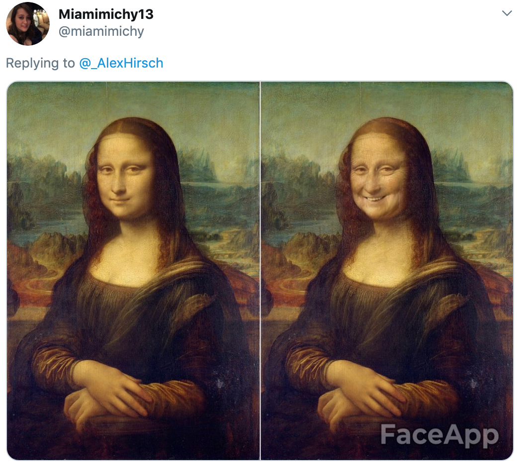 Altered Art 3 Faceapp Know Your Meme