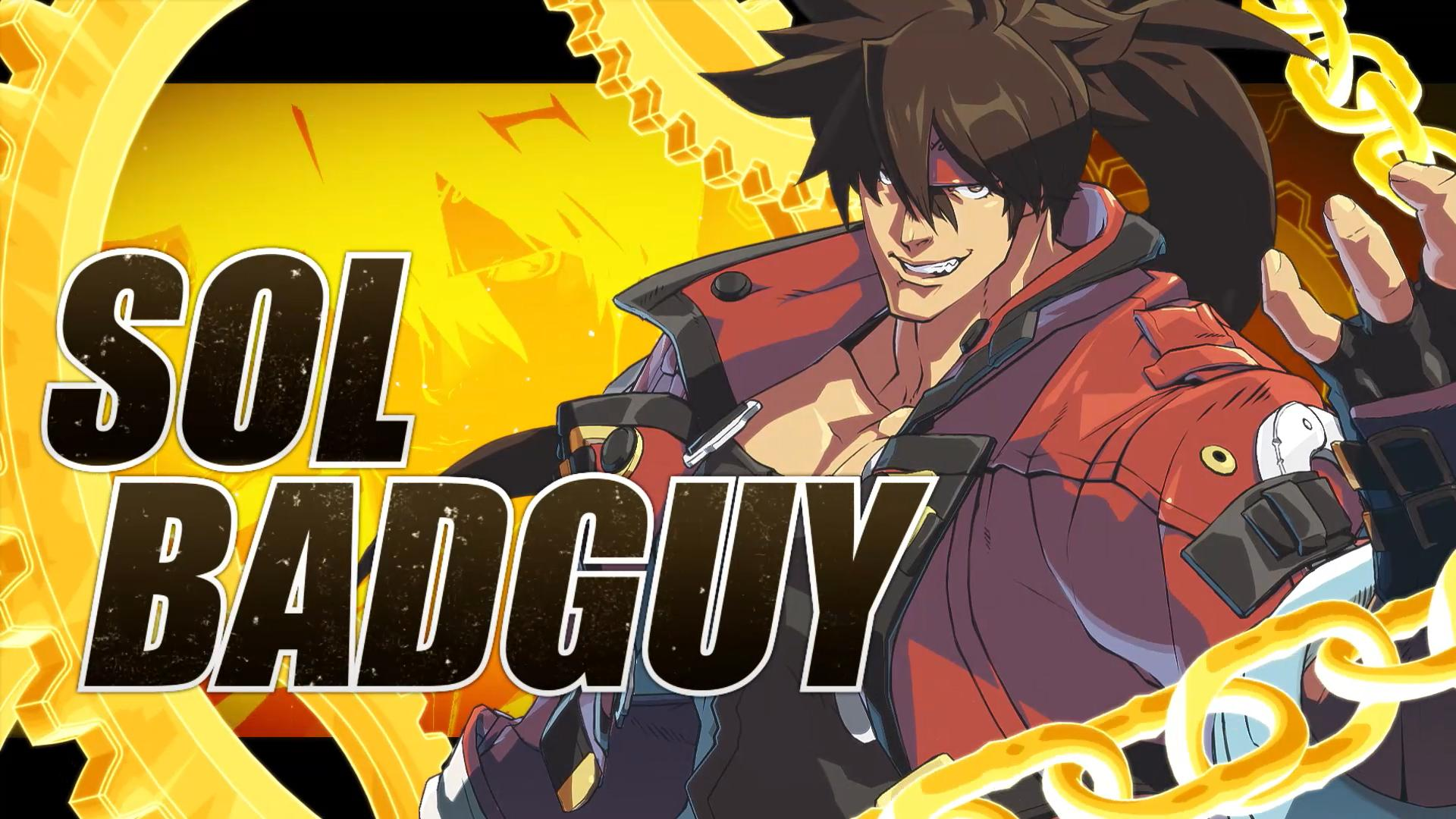 Image result for guilty gear 2020 sol