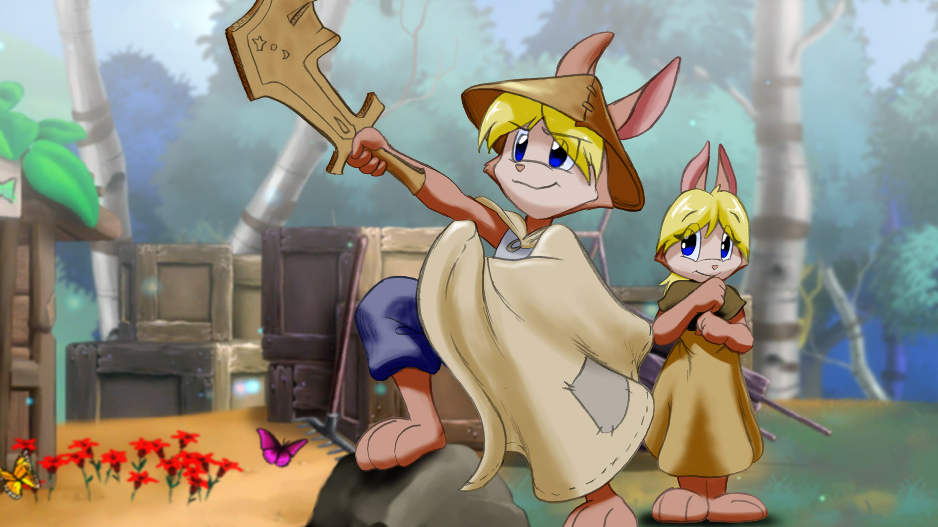 Corbin Colleen Dust An Elysian Tail Know Your Meme