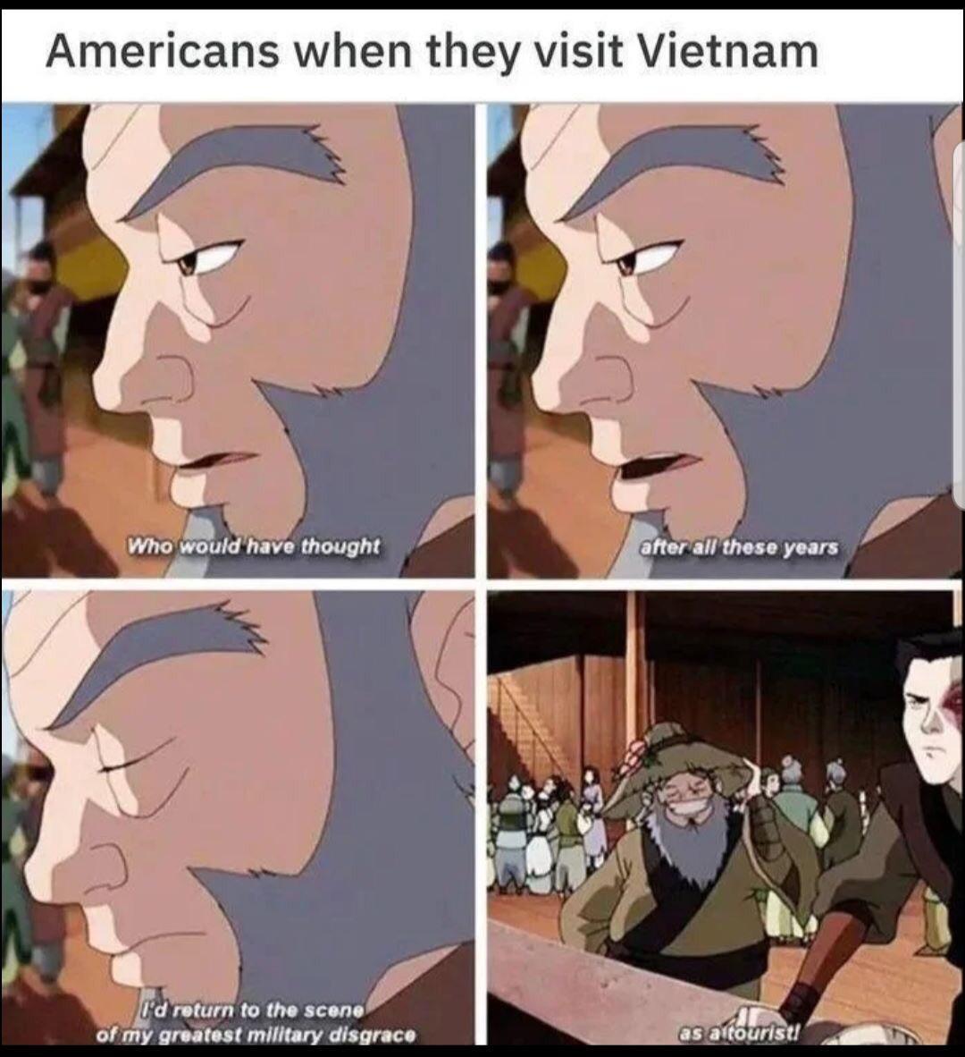 The Vietnam War 2 Redemption R Historymemes Know Your Meme