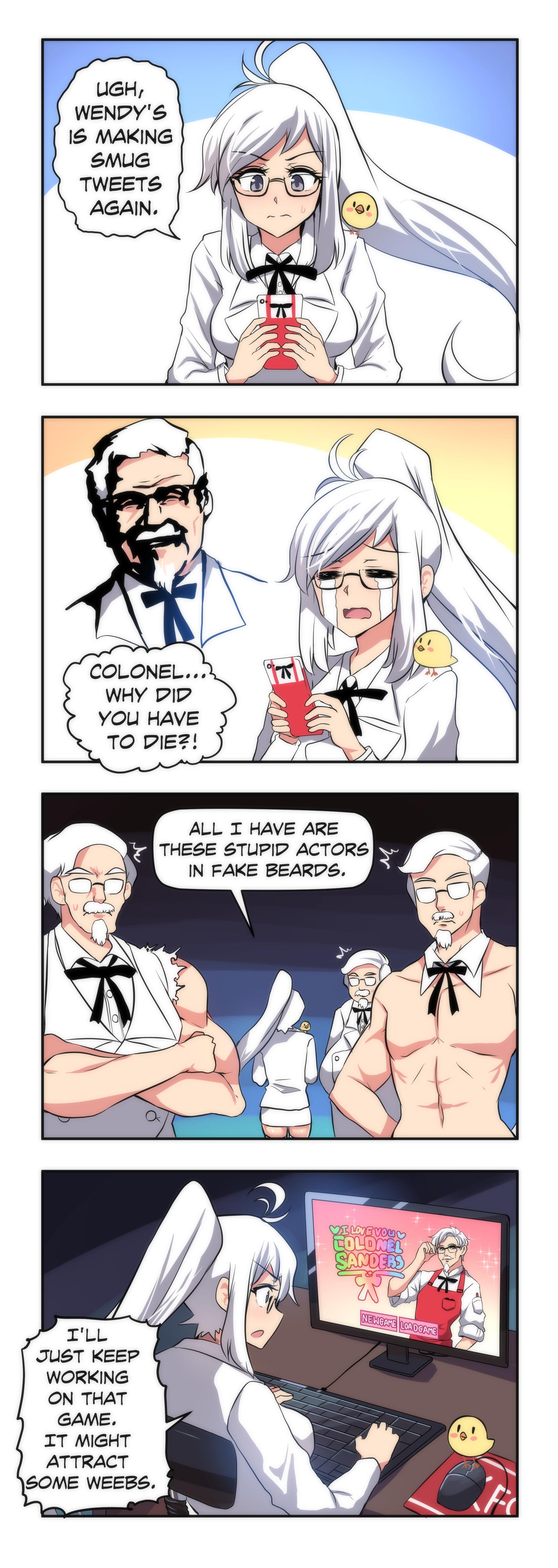 Reddit anime Dating Sims