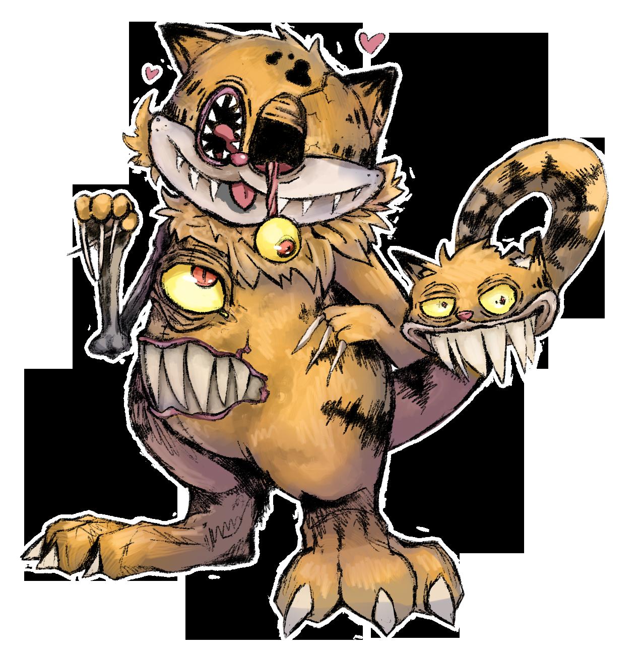 Feeling Cute Today Jon R Imsorryjon Creepy Garfield Know Your Meme