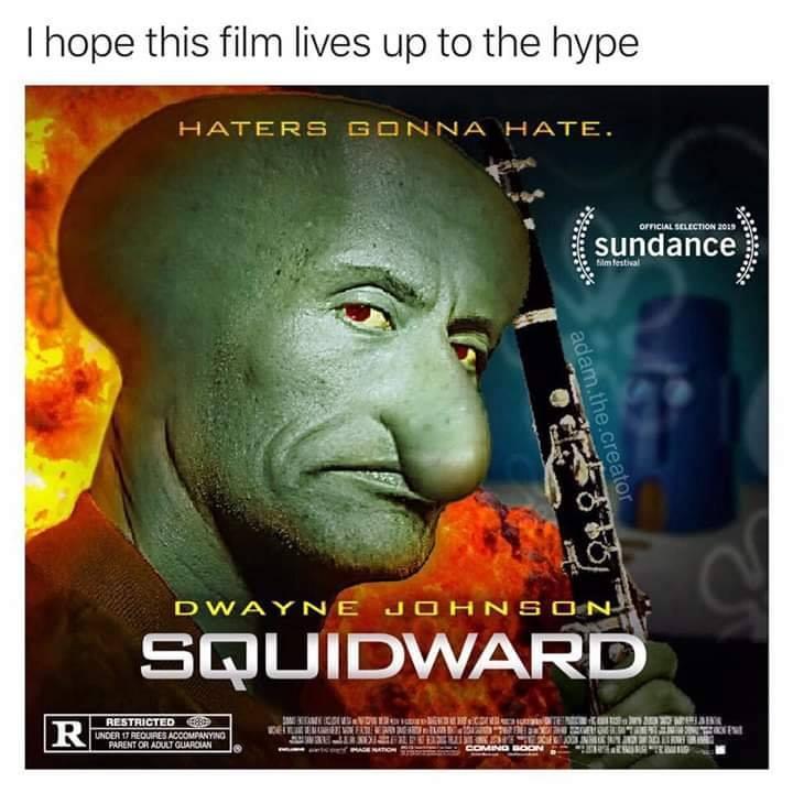 Its A Rock Spongebob Squarepants Know Your Meme