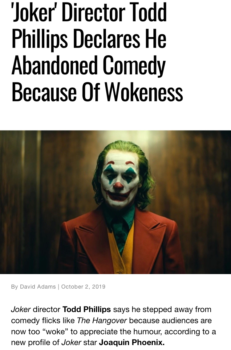 The Mainstream Media Is So Going To Review Bomb This Movie
