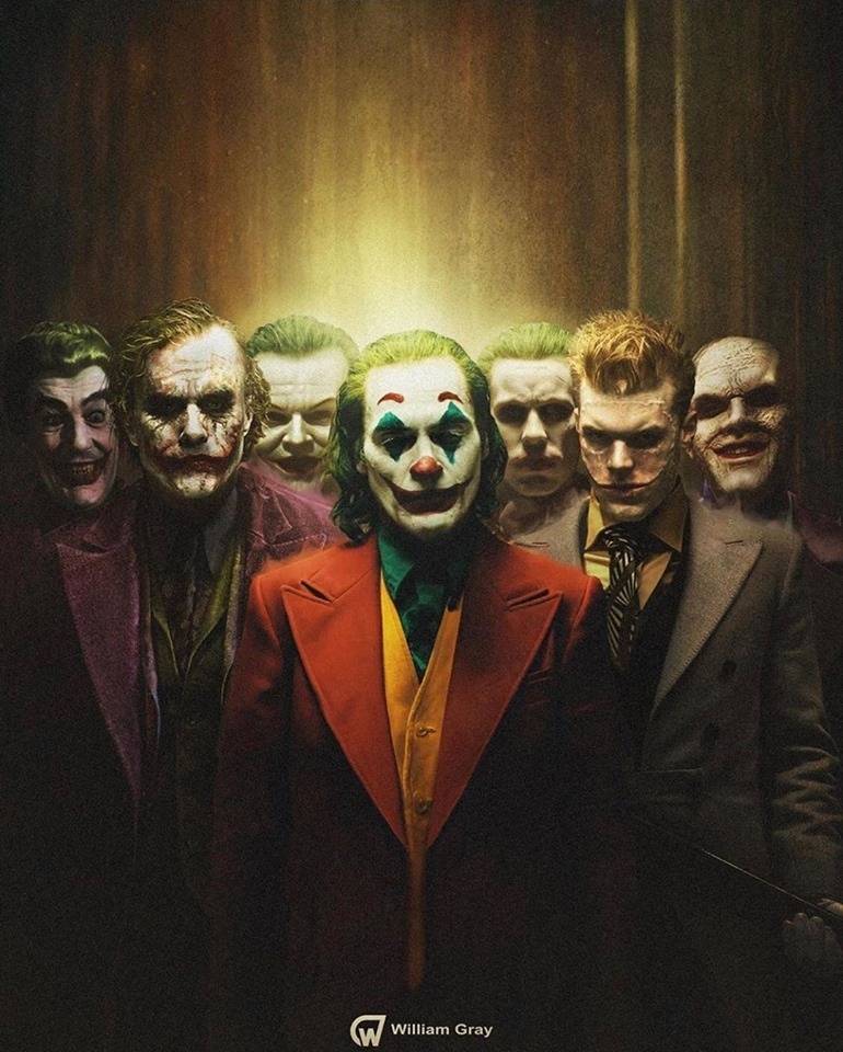 They Are Legion Joker 2019 Film Know Your Meme